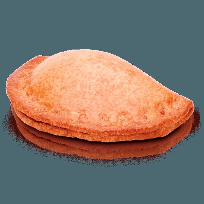 Empanada tomate y atún roja