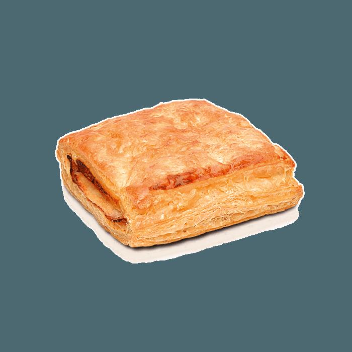 Cuadrado de york y queso