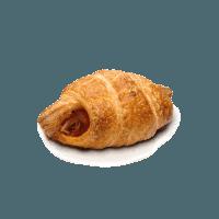 Mini croissant chorizo y queso