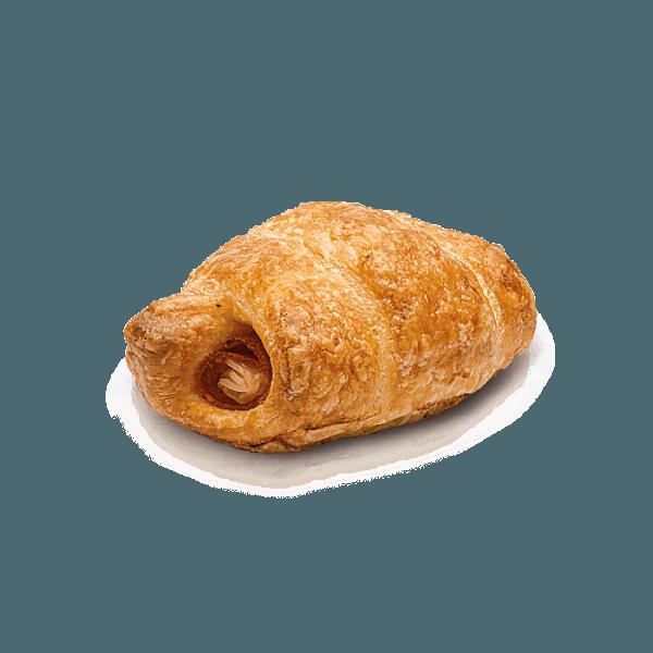 Mini croissant york-queso