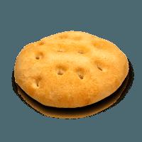 Pan con aceite