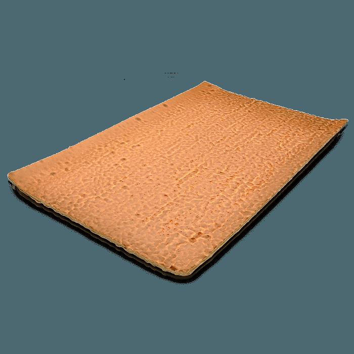 Plancha de bizcocho