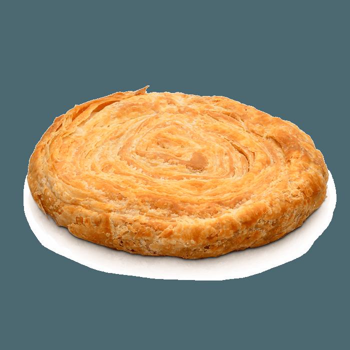 Torta de manteca redonda