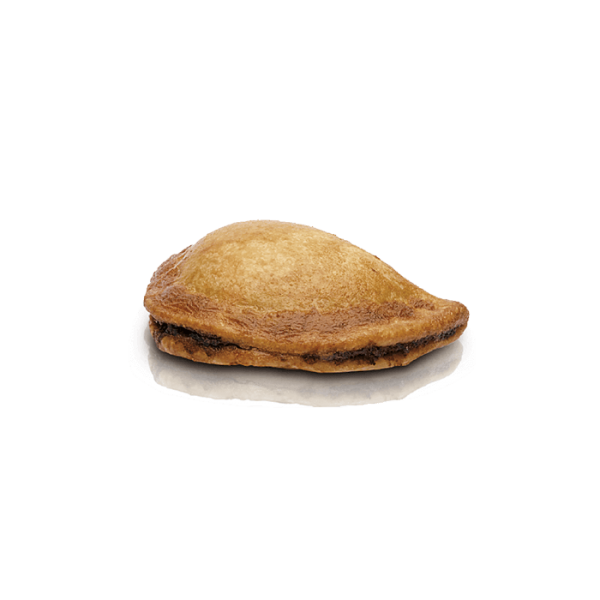 Mini empanada de morcilla