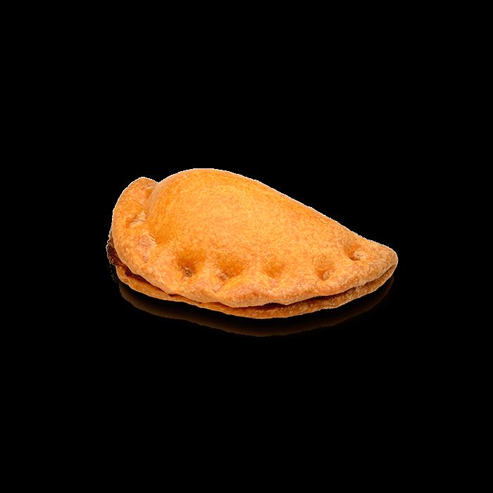 Mini empanadilla de pisto roja