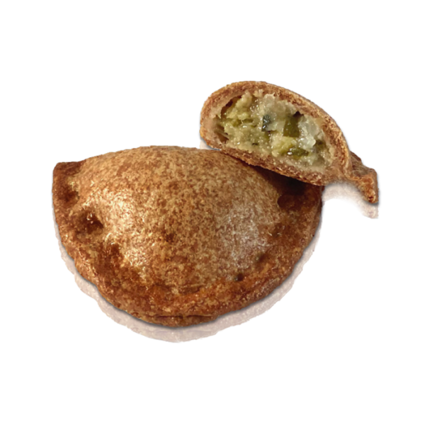 Mini Empanada Integral Calabacín Cebolla